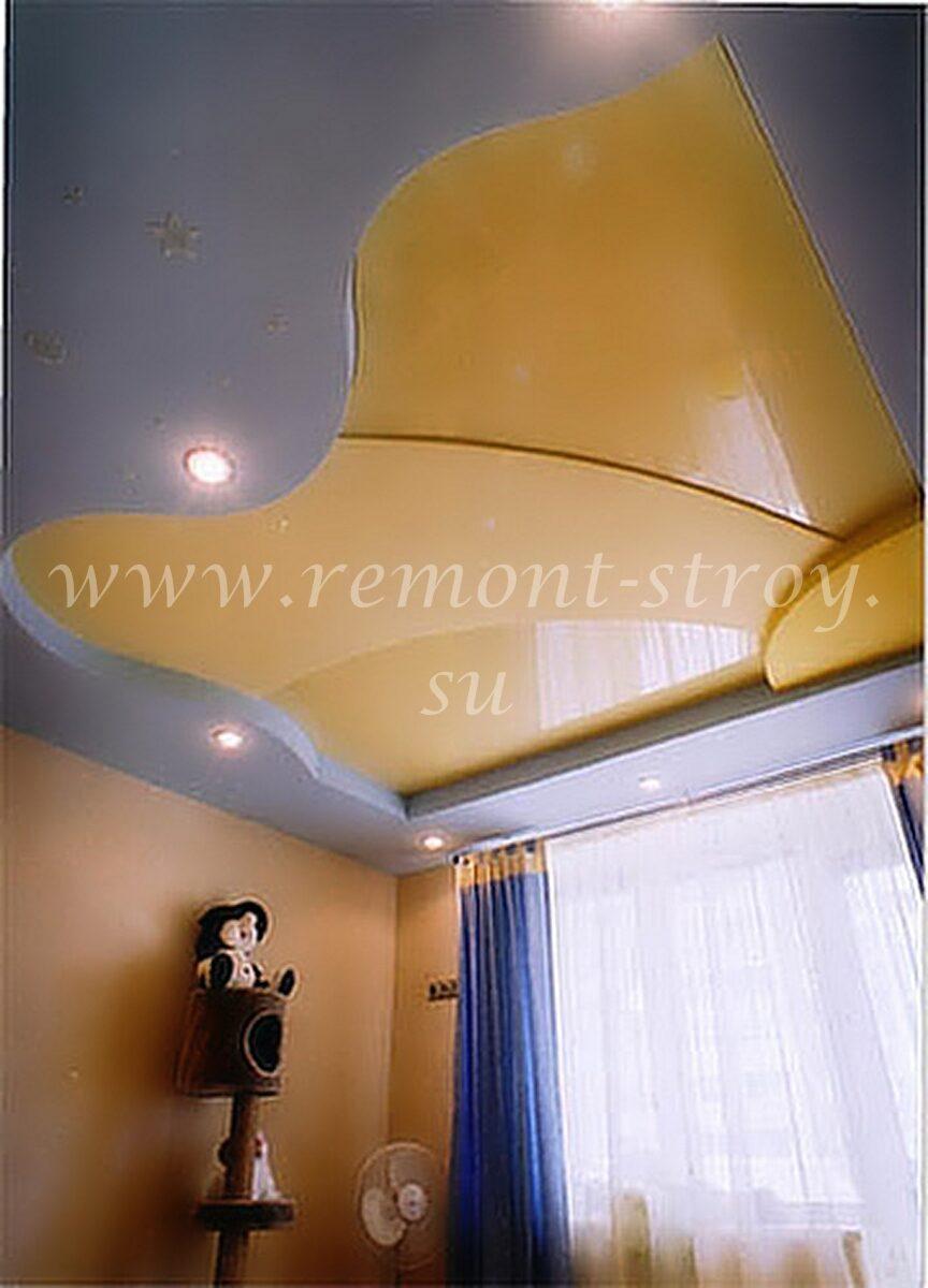 Фото потолков из гипсокартона в - Фото потолков из гипсокартона.